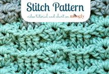 Crochet Stitches / by Joan Moore