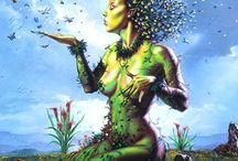 natura i fantasy