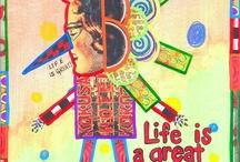 Art journal kids