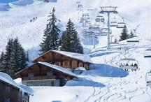 Portes du Soleil / Portes du Soleil ski area including Morzine, Les Gets, Avoriaz, Châtel and Chapelle-d'Abondance