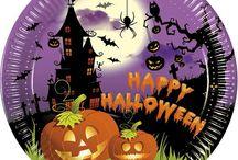 Halloween tema / Alt til din Halloween fest. Stort udvalg af alt hvad du skal bruge for at få den perfekte Halloween fest.