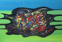Obrazy od 2000-5 / Paintings from 2000-5 / cz.5