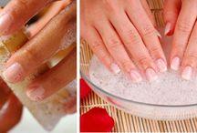 prendre soins de ses ongles