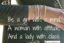 A True Lady