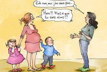 Les femmes sans enfant en BD