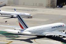 Airplane&vehicle