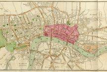 Regency maps & places