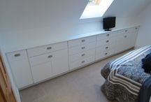 loft bedroom attic