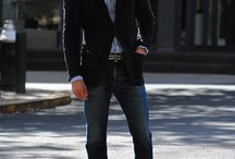 Men's fashion.  / by Monica Towery