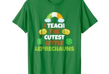 Little Leprechauns / This board is for all people who loves celebrate Saint Patrick's day.