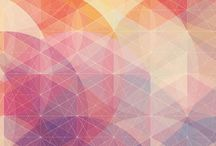 INSPIRATION :: Geometric & Bright