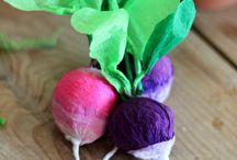 Fruits et légumes papivore