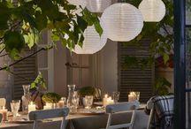 outdoor dinning ideas
