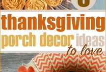 Thanksgiving / by Paula Garrett