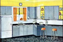 Vintage Kitchen / by EllynAnne Geisel