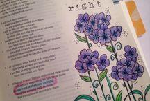 Bible Journaling - Hosea