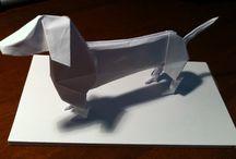 Origami / Origami y papiroflexia