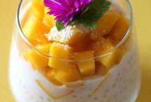 desserts raffinés