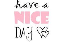 Nice day