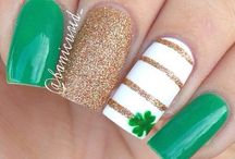Nails - St Patricks Day