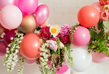 Party. decor / by Christine Shankowsky