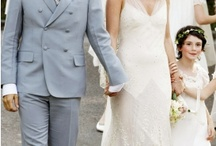 Celebrity wedding dresses / What are the trends for wedding dresses among our celebs?