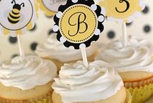 Bumble Bee Party Ideas / by The TomKat Studio