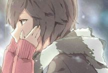 anime expressão girl reaction
