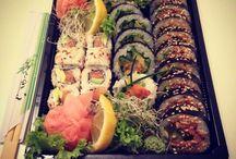 Sumo LUNCH BOX / Nasze pyszne i zawsze świeże sushi:)