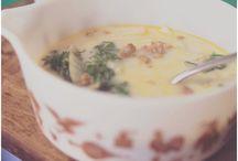 Delicious Recipes - Soup / Delicious soup recipes!
