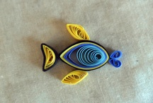 quilling ryba