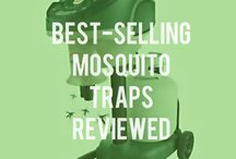 Best-selling mosquito traps / Mosquito traps might work slower, but they still are pretty great mosquito control option. See reviews of the best ones here: insectcop.net/best-selling-mosquito-traps-reviewed/