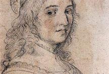 (Projekt) Historiska kvinnliga konstnärer
