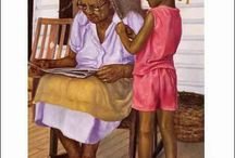 Black Art and Artist / by Chandra Franklin
