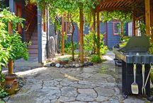 Dabob Bay Guest House / Dabob Bay Guest House Vacation Rental in Quilcene Washington.  http://vacationhomesonhoodcanal.com/Dabob-Bay-Guest-House/