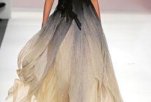 Women's fashion - Gown