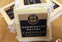 Godminster Cheeses
