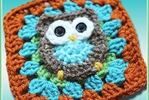 crochet ideas / by Kimberly Tracy