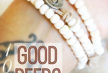 Dobré skutky, dobrý život