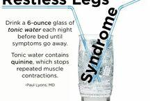 Rusteloze benen syndroom