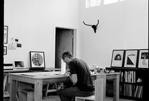 Workspaces / by Mick Quinn