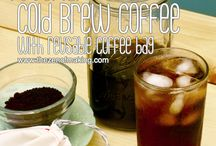 Healthy Food - Coffee recipes / So I can find my favorite coffee hacks easily!