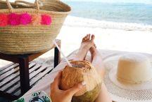 beache please