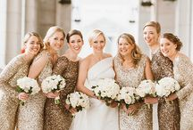 Wedding Party / Style and Inspiration for Bridesmaids, Groomsmen, Mother and Father of the Bride, Flower Girls, Attendants, and every one in between.