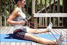 resistance band exercises for your shoulders and upper back