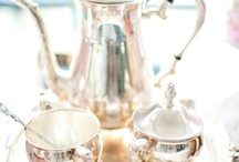 Tea Time / tea, tea time, tea ritual, tea photos, tea photography, teacup, tea pot, tea kettle, tea and sweets, tea and food, tea sweets, loose leaf tea, hot tea