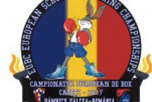 EUBC European Schoolboys Championships, Valcea (Romania) 17/26 July 2017