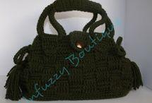 crochet bags / by AshAni
