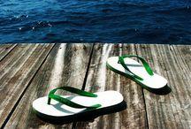 FASHION • Sandals