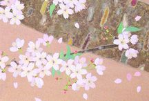 Painting - Noji Mikiko